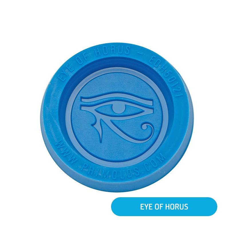 Heilige mal eye of horus