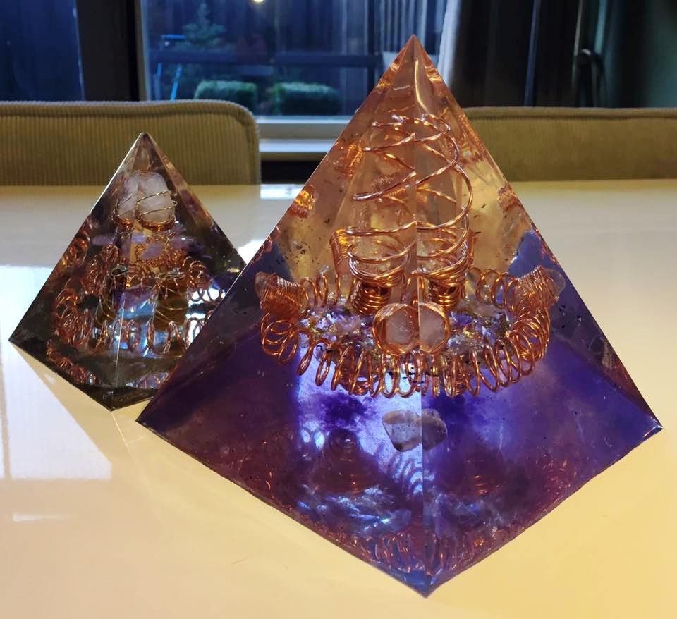 Epoxy Orgonite
