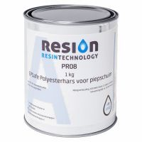 Polyesterhars voor bekleden piepschuim EPS XPS Styrofoam