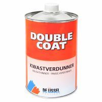 De IJssel Double Coat DD lak kwastverdunner