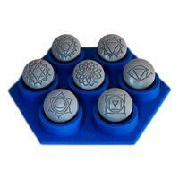 7 chakras siliconen mal voor epoxy
