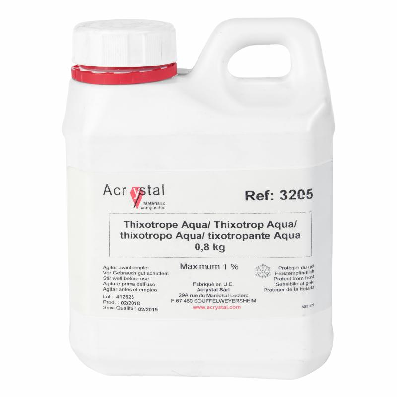 Acrystal Aqua verdikker