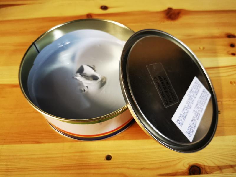 Styreenvrije polyesterplamuur 1kg