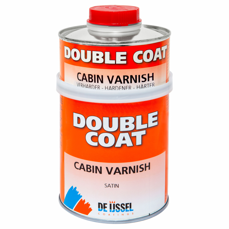 De IJssel Double Coat DD Lak Cabin Varnish