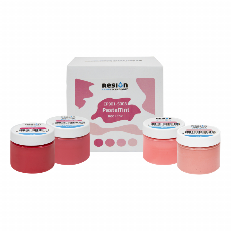 RESION PastelTint - Red Pink