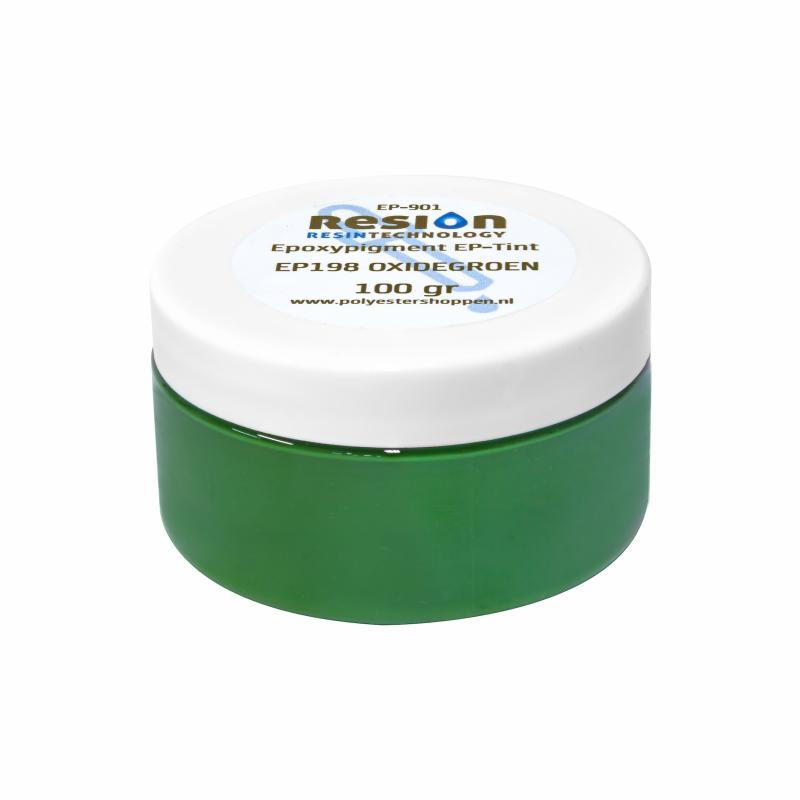 Resion SolidTint epoxypigment Oxydgroen