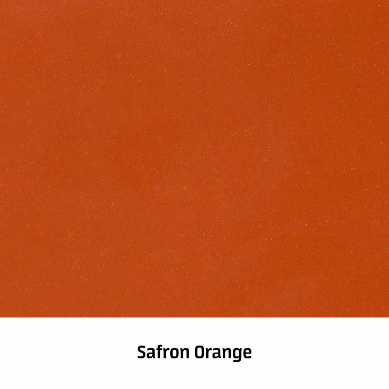 safron orange