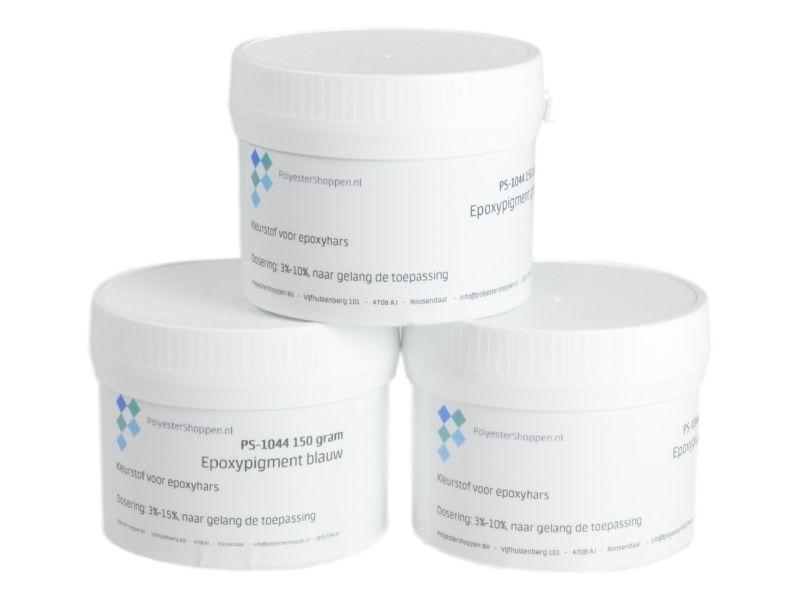 Epoxypigment in kleine verpakking