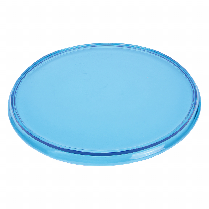 Siliconen dienblad mal (rond) uit de mal