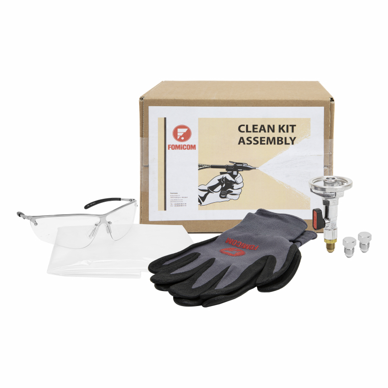 Froth-Pak Clean Kit Assembly
