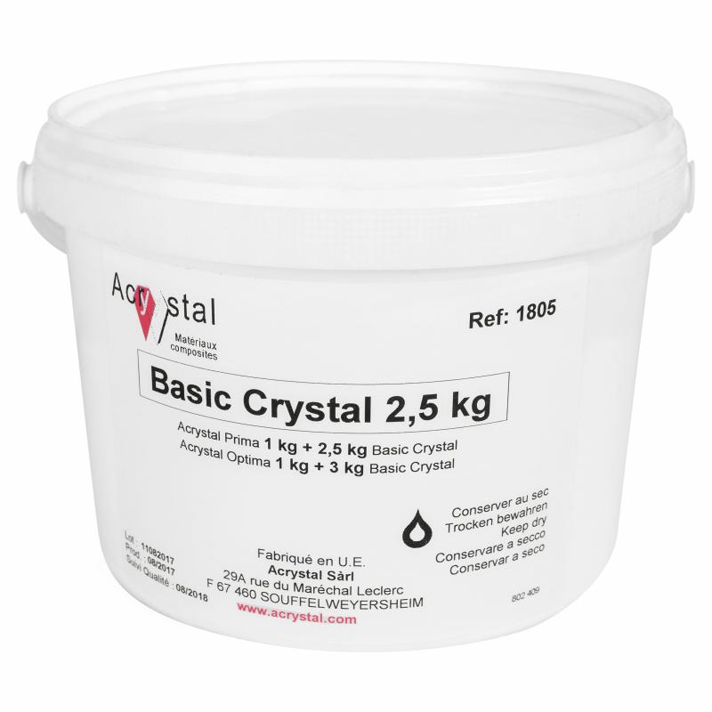Acrystal Optima poeder
