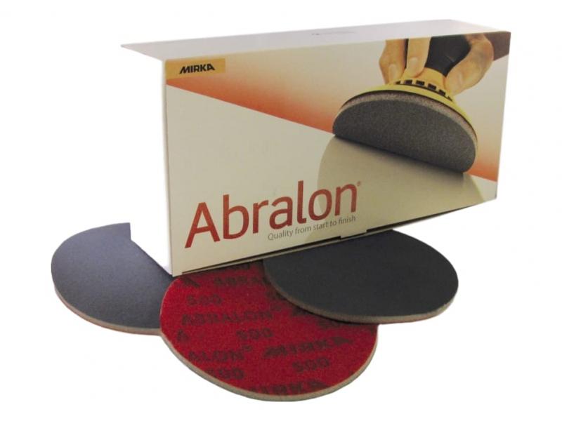 Abralon 125mm schuurschijven