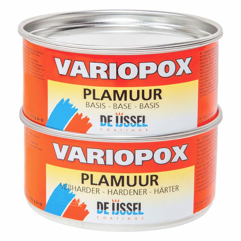De IJssel Variopox epoxyplamuur