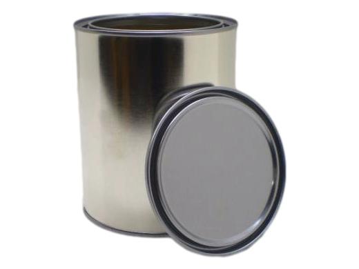 Metalen blik 1 liter