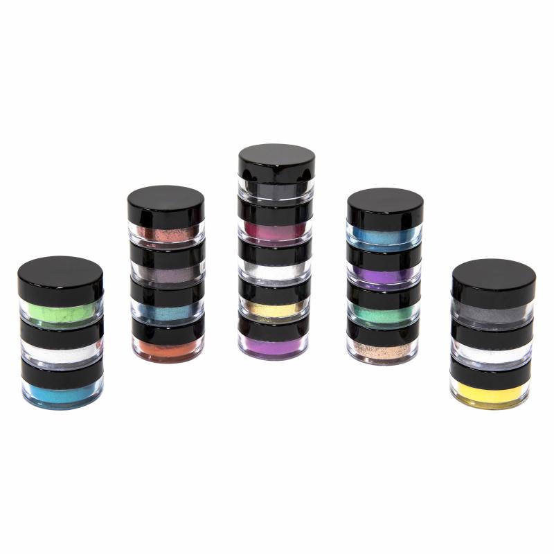 Complete set MetalTint poeder pigmenten