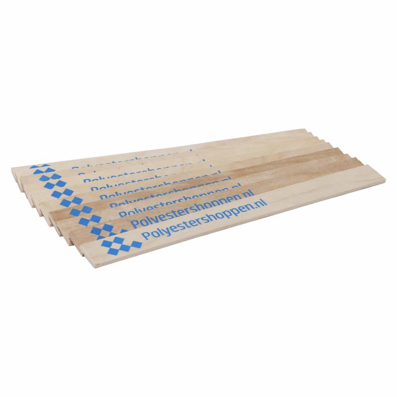 Mengspatels (10 stuks)