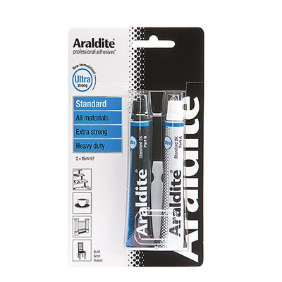 Araldite Standard epoxylijm (verpakking)