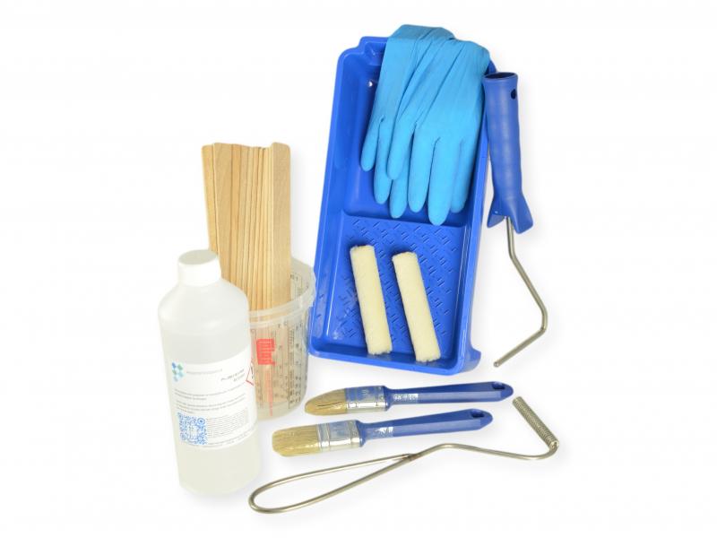 Epoxypakket hulpmaterialen