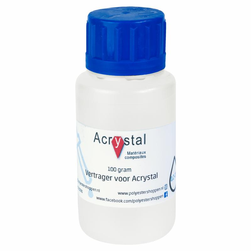 Acrystal vertrager