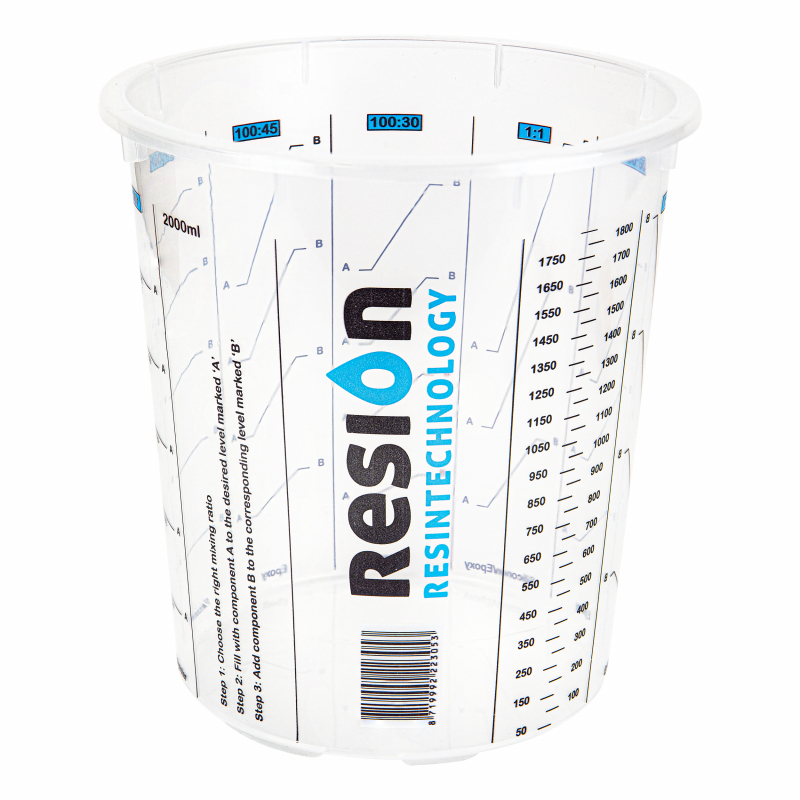RESION Mengbekers 2000 ml