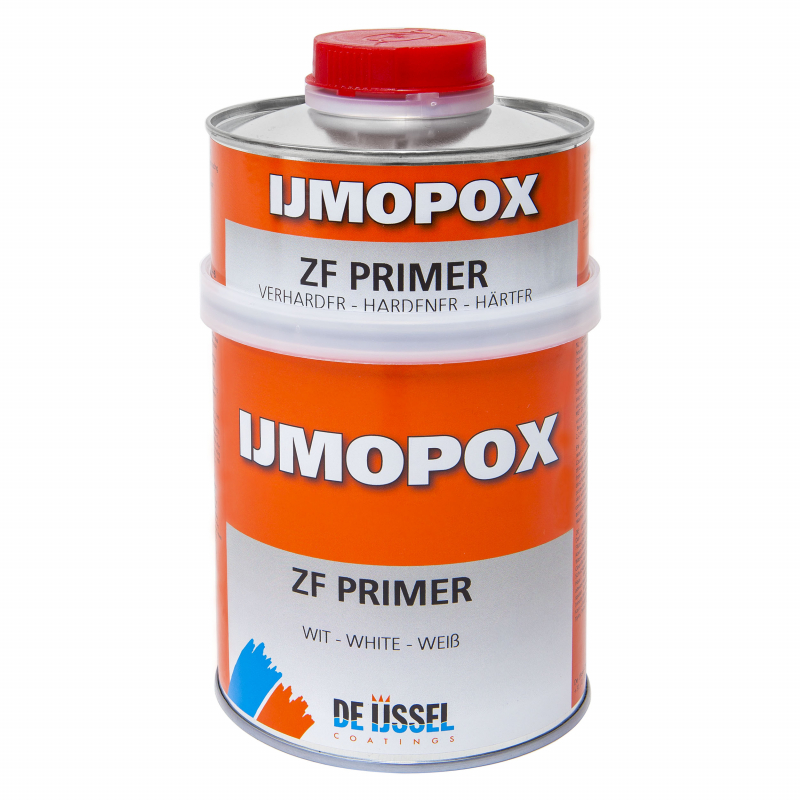 De IJssel Ijmopox ZF primer met verharder