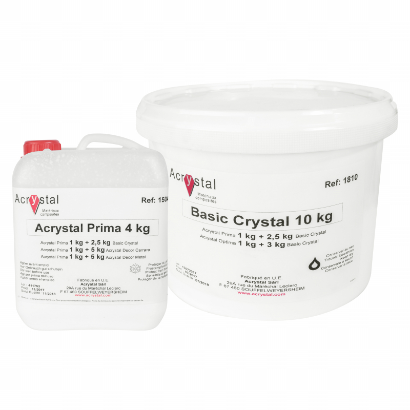 Acrystal Prima lamineerkeramiek