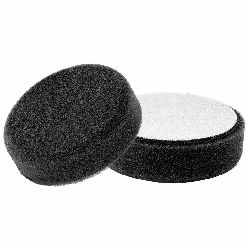 Zwarte polijst spons 77mm voor fijn polijsten