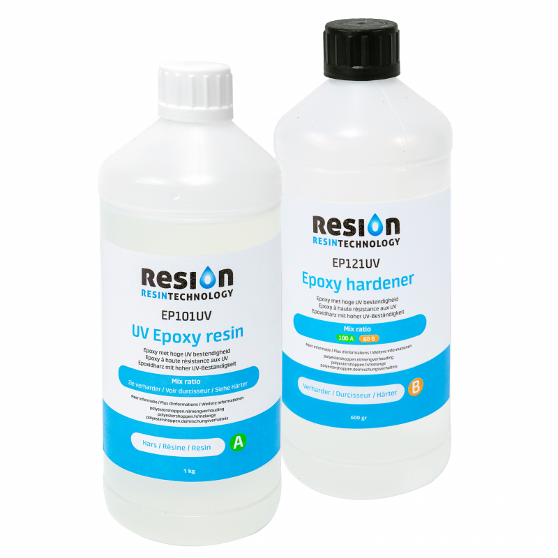 RESION UV Epoxy resin