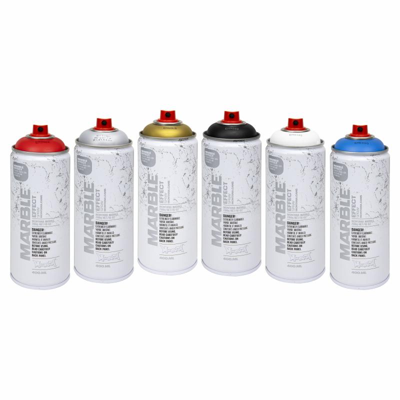 Montana Marmer Spray - Compilatie