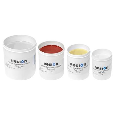 Polyesterpigment in alle RAL kleuren