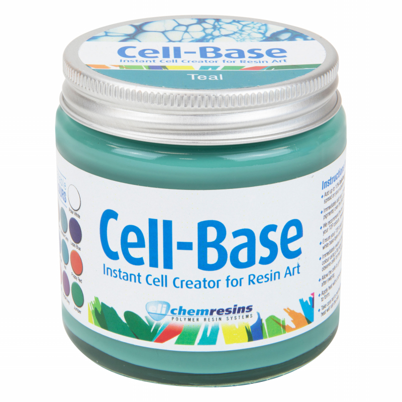 Cell-Base - Teal