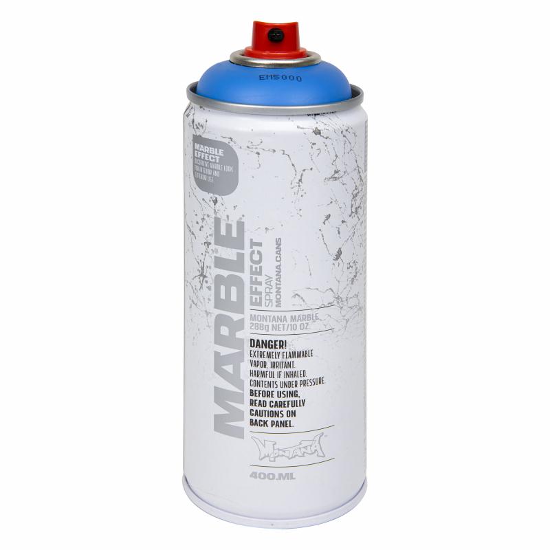 Montana Marmer Spray - Blauw