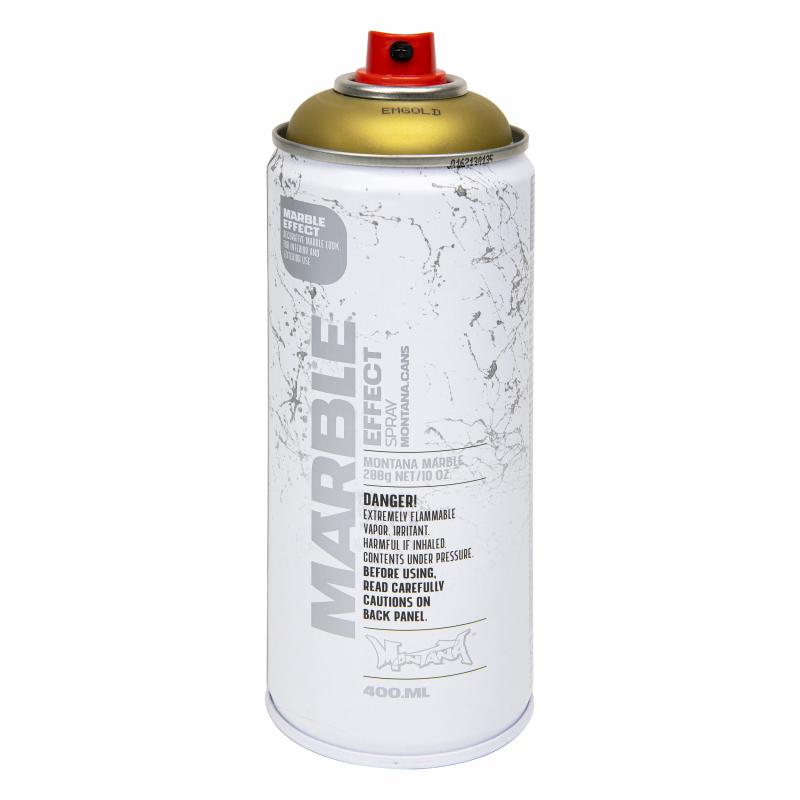 Montana Marmer Spray - Goud
