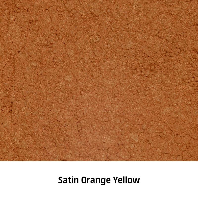 MetalTint Satin Orange Yellow (uitverkoop)