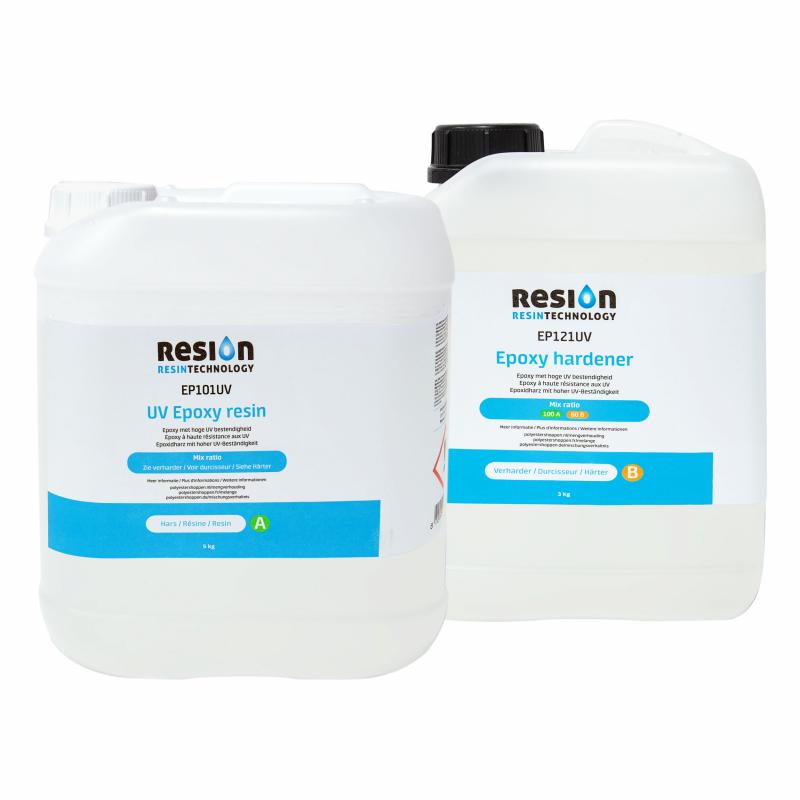 RESION UV epoxy resin 8kg
