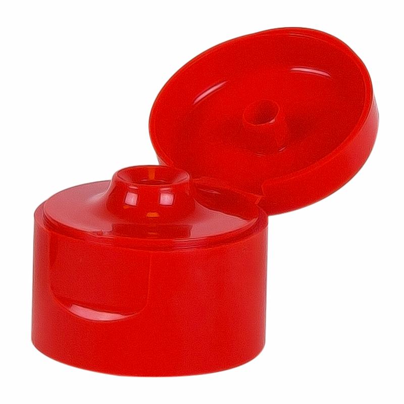 Rode klepdop