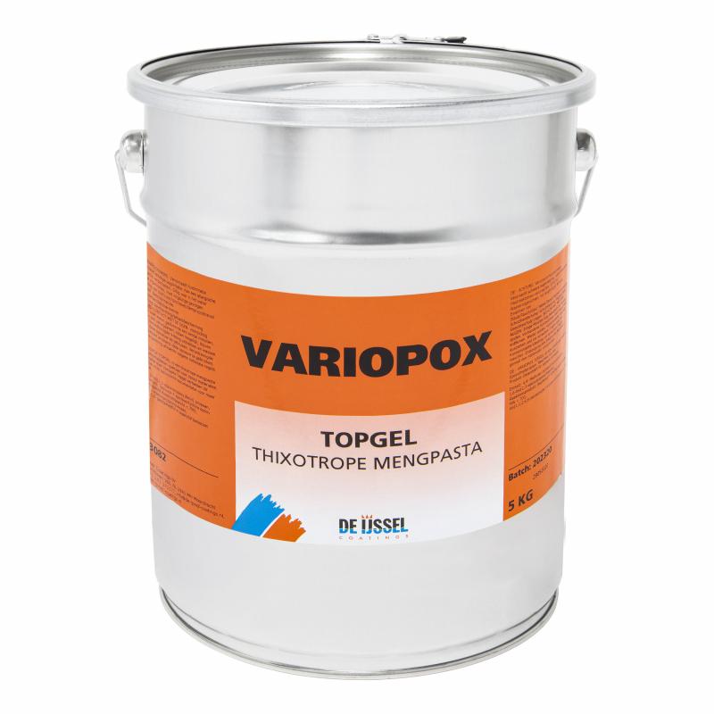 Variopox Topgel basis (sealer voor grindvloeren)