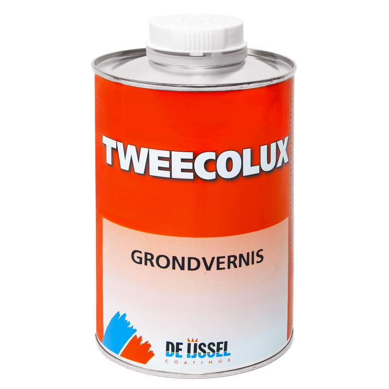 De IJssel Tweecolux grondvernis verharder